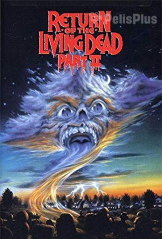 EL REGRESO DE LOS MUERTOS VIVIENTES PARTE II 1988 HD ONLINE - AUDIO LATINO