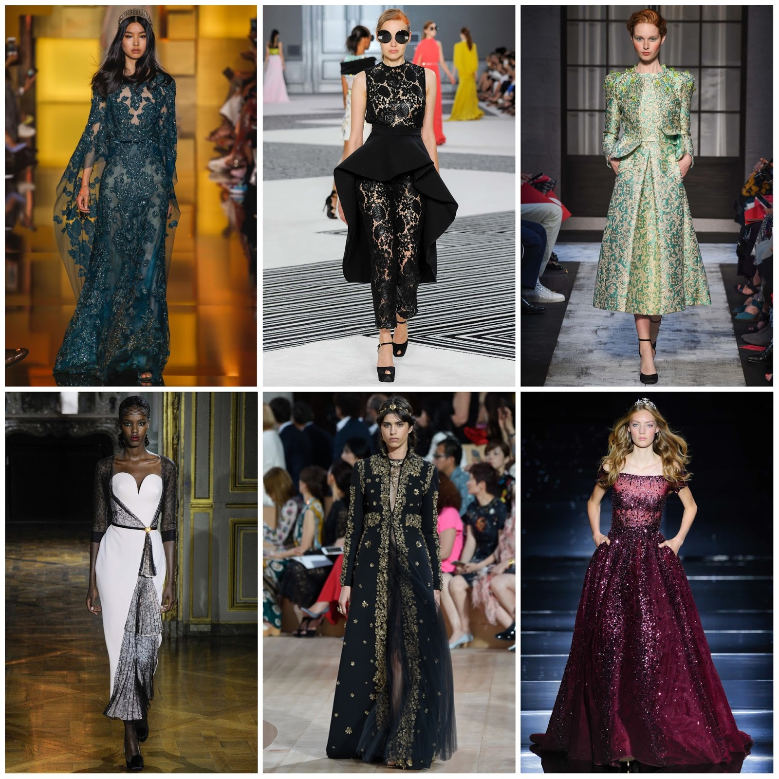 Favourites from the Fall 2015 Couture Collections [Part 2]