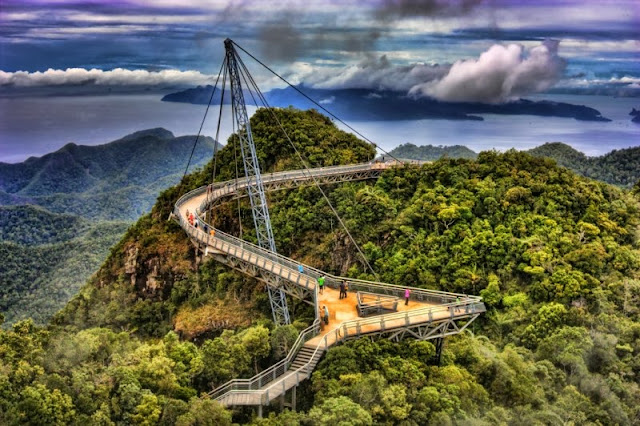 Amazing Magazine Most Amazing Bridges On Earth