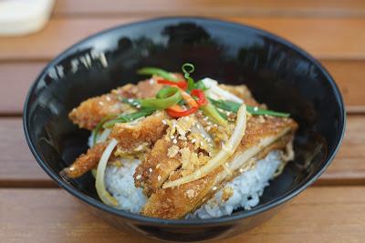 Chicken Katsu Rice Bowl Terasky Transera