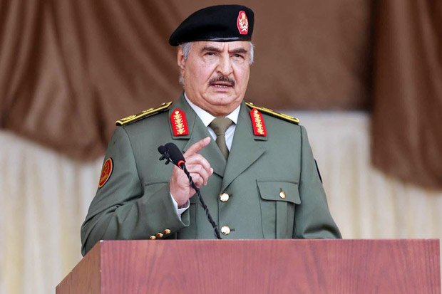Jendral Haftar