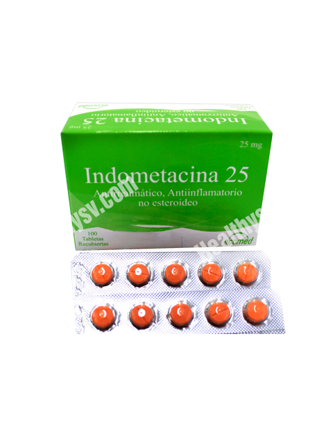 Indometacina Ecomed tablets