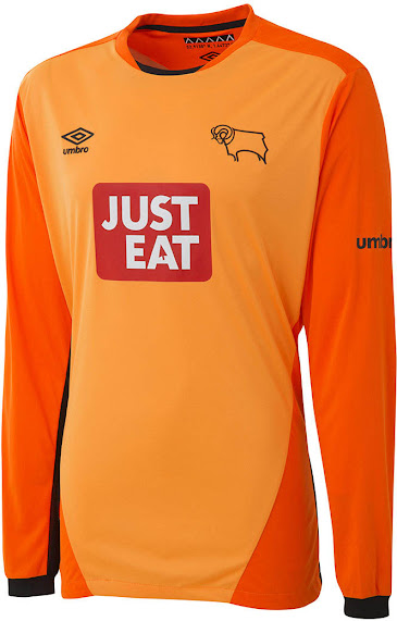 Derby County 16 17 Home Away And Third Kits Released