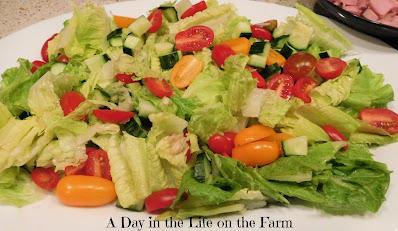 Copycat Buddy's Antipasto Salad