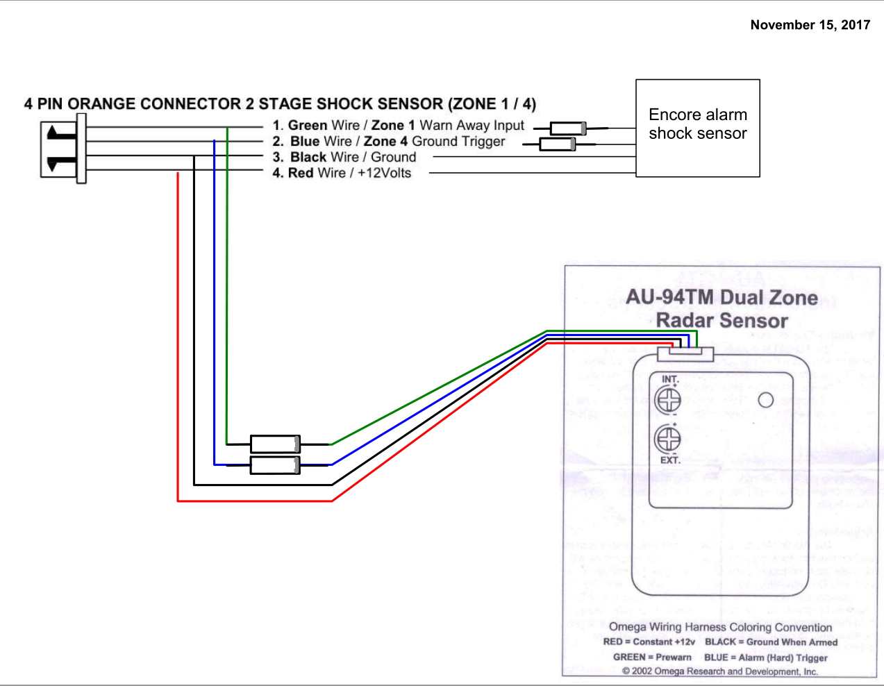 shock sensor wiring diagram online schematic diagram u2022 rh holyoak co