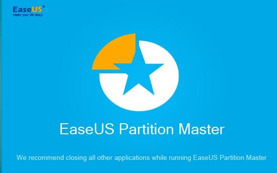 تحميل وتفعيل افضل برنامج لتقسيم الهارد بدون فرومات  EaseUS Partition Master
