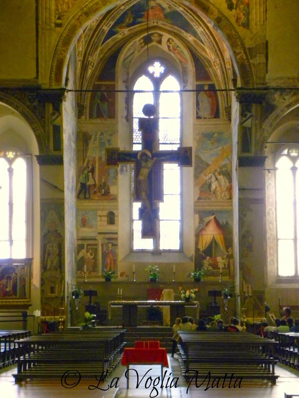 Cappella Bacci Arezzo