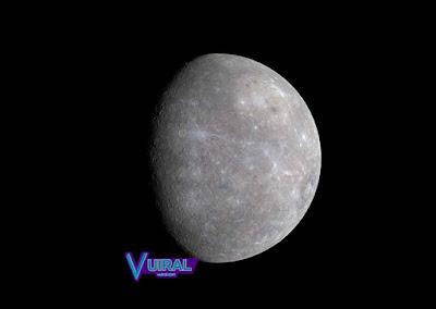 Gambar Planet Merkurius Dan Ciri Cirinya