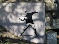 Albury Street Art | Banksy