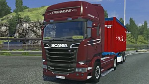 Scania Streamline sound