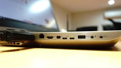 ASUS ROG GX800 Thunderbolt USB