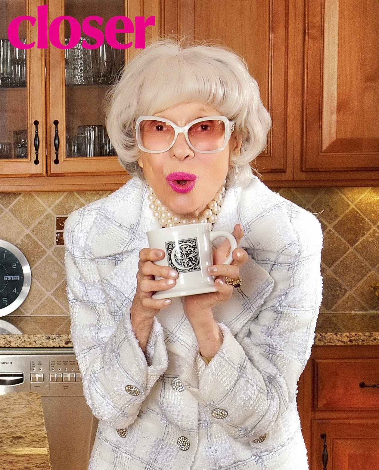 eff8f170639 Go Inside Broadway Legend Carol Channing s Palm Springs Home ...