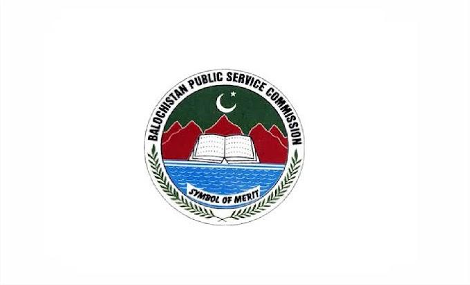 Balochistan Public Service Commission BPSC Jobs 2021 – www.bpsc.gob.pk