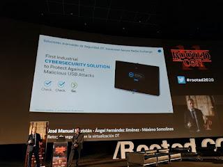 RootedCon 2020 - José Manuel Sacristan y Francisco Sucunza - Retos de seguridad en la virtualización OT