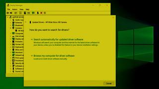 شرح إزالة تحديثات برنامج التشغيل عبر Windows 10 Device Manager
