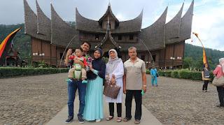 Istana Pagaruyuang Traveloka Xperience