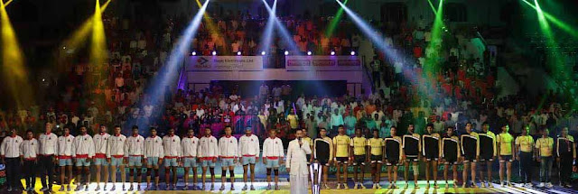 Irrfan Khan, Indian National Anthem, Pro Kabaddi League, Jaipur, Indian Games, Kabaddi, Star Sports, Sawai Mansingh Stadium