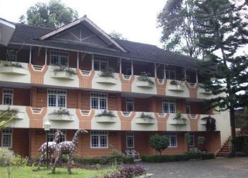 Ciloto Indah Permai hotel dekat wisata matahari puncak