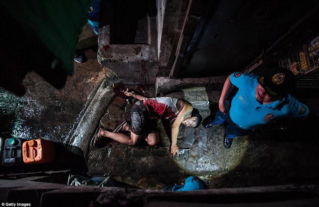 Telah Bunuh 800 Pengedar Narkoba, Setiap Bunuh Satu Pengedar Pasutri ini Dibayar Rp 1,3 Juta