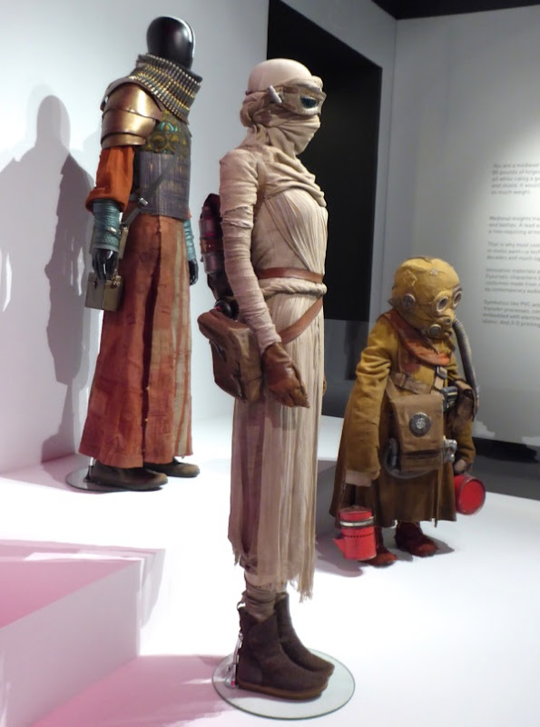 Star Wars Force Awakens costumes