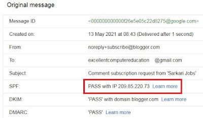 3 Ways Trace Gmail Account- E-mail Address and Location (आसानी से पता करे आपके पास कहां से आया है कोई ई-मेल)