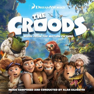 I Croods Canzpne - I Croods Musica - I Croods Colonna sonora - I Croods Partitura