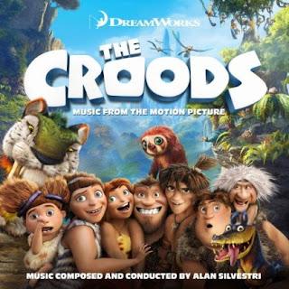 I Croods Canzpne - I Croods Musica - I Croods Colonna sonora - I Croods Partitura