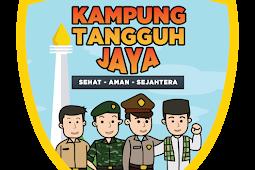 Unduh Logo Kampung Tangguh Jaya Vektor Ai