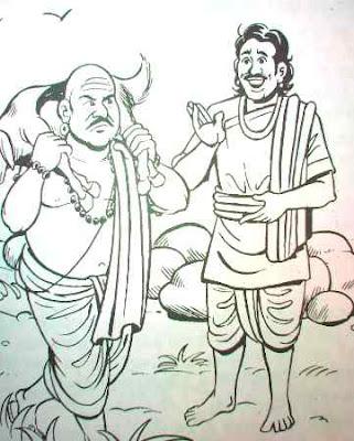 ठग और ब्राह्मण Kids Stories