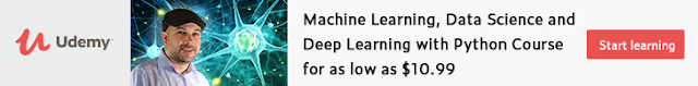 Machine Learning, Data Science y Deep Learning con Python