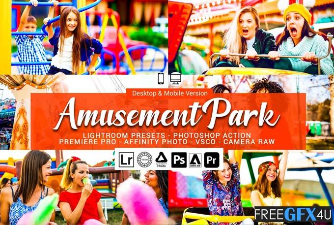 Amusement Park Presets Pack