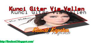 Download Kunci Gitar Via Vallen – Kimcil Kepolen