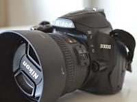 Nikon D3000 Camera Review