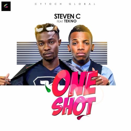 Steven C ft. Tekno  – One Shot [New Song]  - mp3made.com.ng