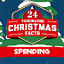 24 Fascinating Christmas Facts #Infographic