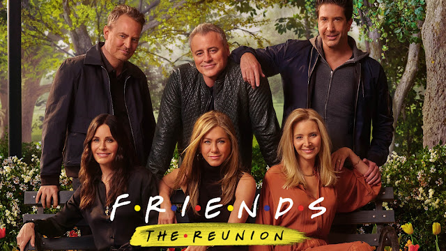 Friends: The Reunion é mais especial do que esperávamos
