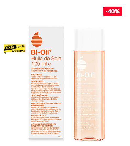Ulei de ingrijire pentru cicatrici si vergeturi Bio Oil PurCellin sau Bi-Oil PurCellin 125 ml