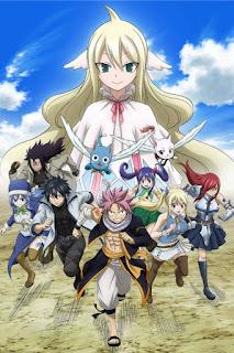 تقرير أنمي ذيل الجنية Fairy Tail: Final Series الموسم الثالث