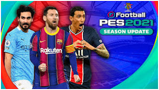 Download PES 2021 PPSSPP English Version Android CV2.1 Best Graphic Camera Fix Cursor & New Update Latest Transfer