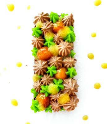 Fantastik's Chocolat au Lait, Mangue & Citron Vert