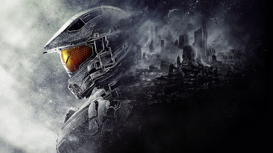 Halo 5-  Guardians 343 Industries Master Chief - Full HD 1080p