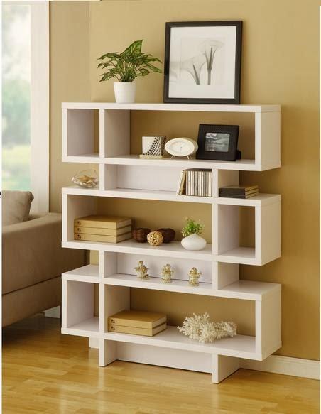 Muebles tercia dos - Libreros de madera modernos ...
