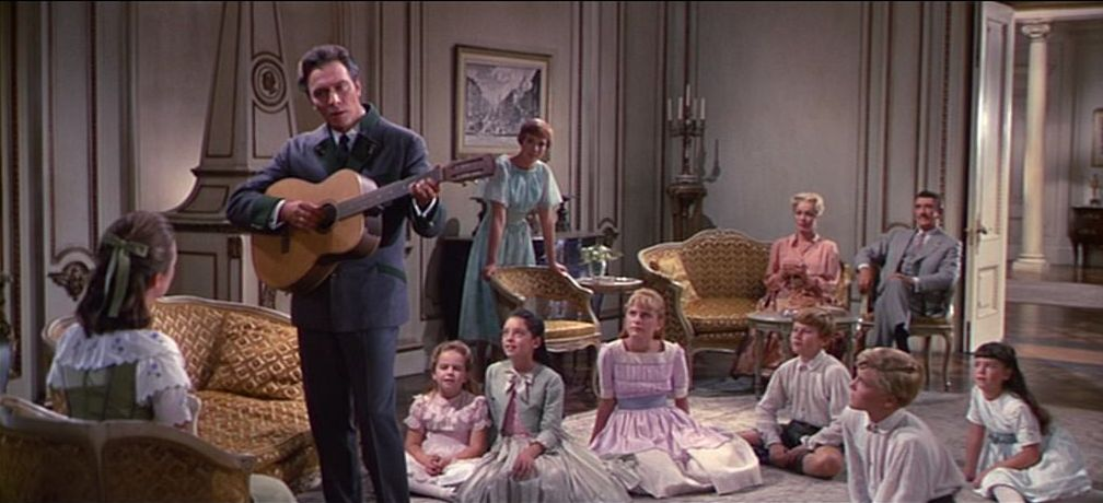 """The Film Sufi: """"The Sound of Music"""" - Robert Wise (1965)"""