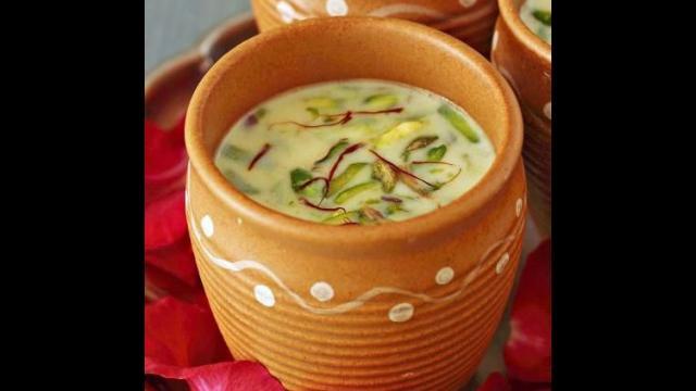 Holi Special Recipe: Holi will be fun with a cool Rasmalai recipe