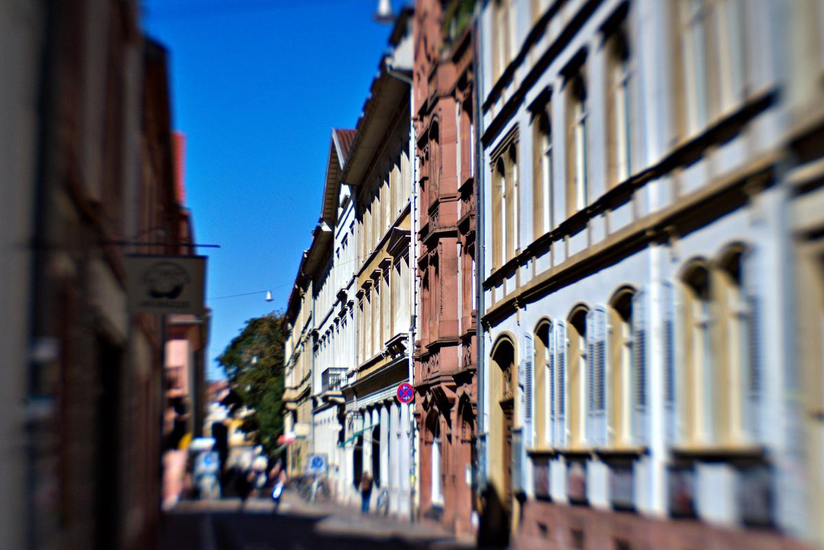 Plöck in Heidelberg