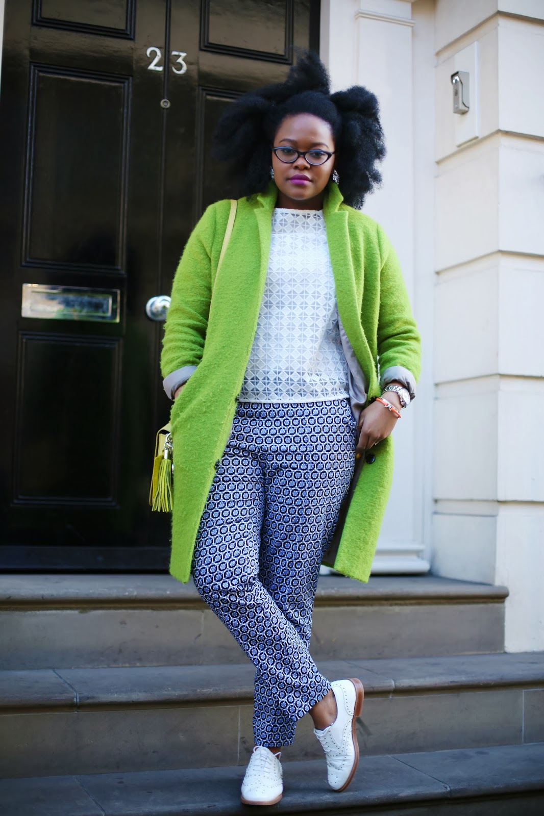 LFW A/W14 What I wore