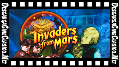 Invasores de Marte (1986) Invaders From Mars