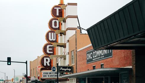 Tower Theatre Oklahoma City