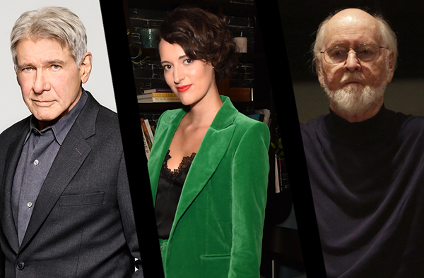 Phoebe Waller-Bridge, who starred in 2018's SOLO: A STAR WARS STORY, will appear alongside Harrison Ford in 2022's INDIANA JONES 5...with John Williams set to return to compose the film's music score, respectively.