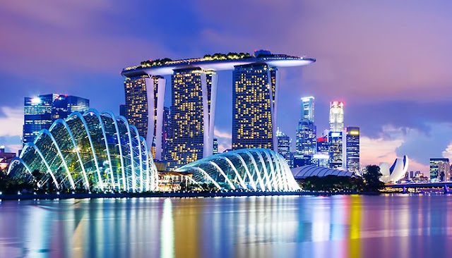 Backpacking tourism in Singapore, the most economical way of spending